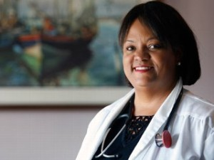 Doctor Regina Benjamin